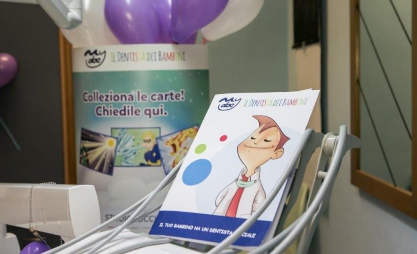 dentista dei bambini